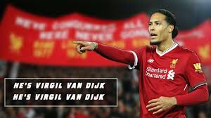 Lyrics] Virgil Van Dijk offical song ...