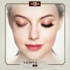 miami beach basic makeup application
