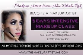 makeup artist sara about pany