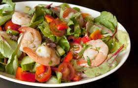 Gazpacho Shrimp Salad Recipe - Life by Daily Burn
