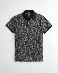hollister polo shirts for men up to