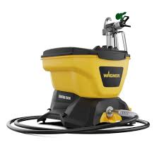 Wagner 1 Piece Airless Paint Sprayer Departments Diy At B Q