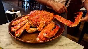 Fancy Crab, Marylebone – Curious London