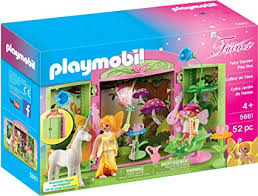 com playmobil fairy garden play