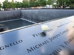 Visiting Ground Zero at the World Trade Center Site