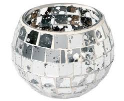 whole tealight candle holder with