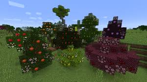 Terraqueous Mod Fruit Trees Trees Will Spawn In The World And And Bear A Variety Of Fruit All Trees Have There Minecraft Mods Minecraft Crafts Minecraft