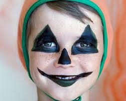 scary halloween makeup ideas for kids