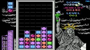 magic jewelry 1990 nes gameplay