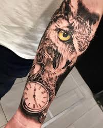 Tatuaz Sowa Symbolika I Znaczenie Etatuator Pl