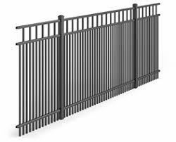 Aluminum Fencing Rafab Incorporated Romulus Michigan