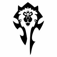6 Horde Alliance Vinyl Decal Sticker Car Window Laptop World Of Warcraft Ebay