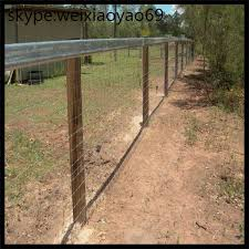 Woven Wire Mesh Field Fence Sheep And Goat Fence Farm Guard Cattle Kraal Filed Fence 2017 Hot Sale