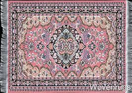 dolls house woven rugs