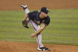 Another turn for Erlin as Braves take aim at a weird Wheeler - Talking Chop