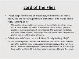 lord of the flies ralph ego quotes