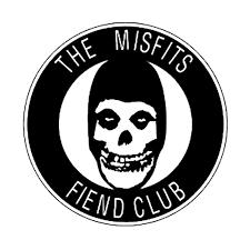 Misfits 4 Vinyl Decal Sticker