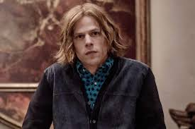 Jesse Eisenberg to Reprise Lex Luthor in Justice League