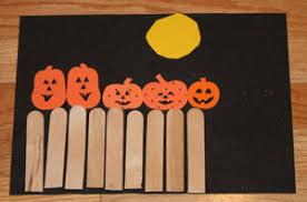 5 Little Pumpkins Craft All Kids Network