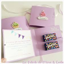 carte d invitation pour anniversaire