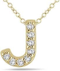 diamond pendant in 10k yellow gold