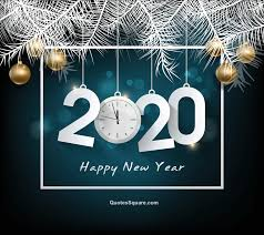 happy new year quote happy new year clock hd
