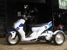 Permalink to Modifikasi Motor Mio Roda 3