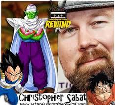 Christopher Sabat podcast interview