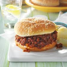 slow cooker sloppy joes recipe taste