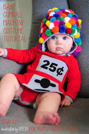 diy baby gumball machine costume k
