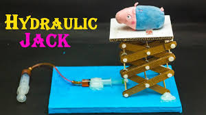 science projects hydraulic jack