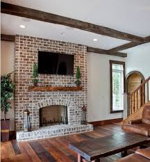 custom fireplaces brick restoration inc