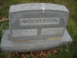 Rilla Adeline Clark Wolverton (1875-1960) - Find A Grave Memorial