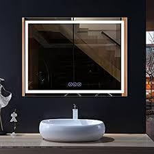bhbl 48 x 36 in horizontal led bathroom