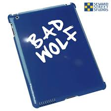 Bad Wolf Decal Bad Wolf Laptop Tablet Sticker Bad Wolf Car Etsy