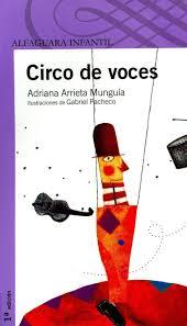 CIRCO DE VOCES EBOOK | ADRIANA ARRIETA MUNGUÍA | Descargar libro PDF o EPUB  9786071114846