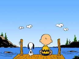 41 snoopy and charlie brown wallpaper