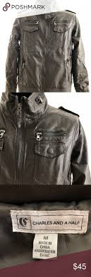 urban outfitters leather jacket men s