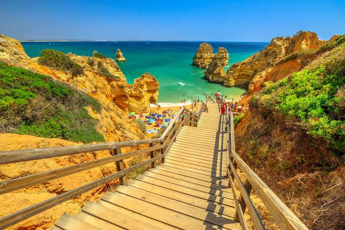 Image result for Our Summer Holiday In Lagos Portugal""