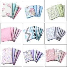 cotton fabric patchwork sewing baby