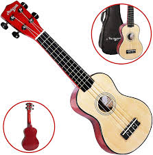 Martin Smith UK-222-A Ukulele, Natural: Amazon.ca: Musical ...