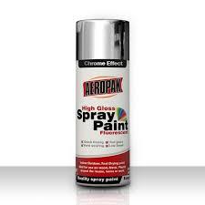 high gloss chrome mirror spray paint