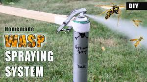 spraying system diy anti pest tool