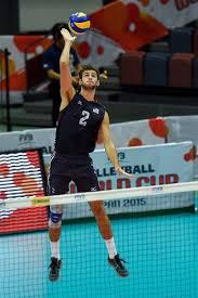 Aaron Russell Photos Photos: USA v Venezuela - FIVB Men's Volleyball World  Cup Japan 2015   Mens volleyball, Usa volleyball team, Volleyball photos