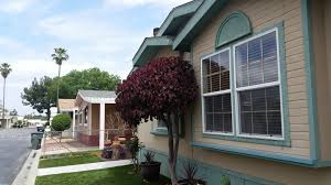 california have a mobile home s