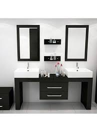 scorpio double vessel sink vanity
