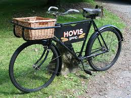 1937 Raleigh 'Hovis' Tradesman's Carrier – The Online Bicycle Museum