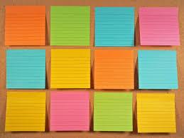 sticky note wallpaper on hipwallpaper