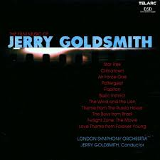 Jerry Goldsmith, London Symphony Orchestra - The Film Music Of ...