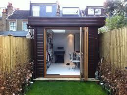 benefits of building a garden office